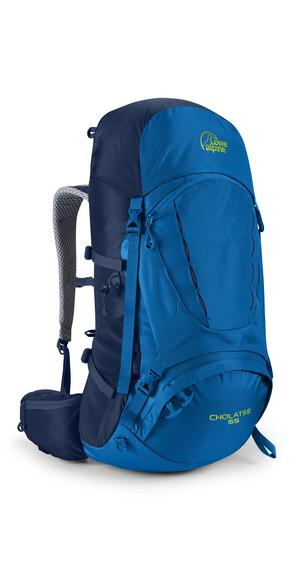 Lowe Alpine Cholatse 55 Backpack Men giro/blue print